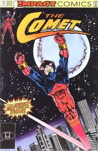 The Comet Vol 1 1