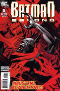 Batman Beyond Vol 4 5