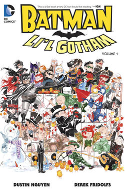 Cover for the Batman: Li'l Gotham Vol. 1 Trade Paperback