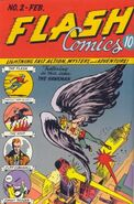 Flash Comics 2