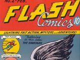 Flash Comics Vol 1 2