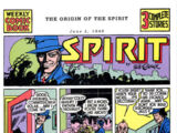 Spirit Newspaper Strip Vol 1