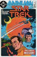 Star Trek Annual Vol 1 1