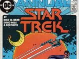 Star Trek Annual Vol 1 1
