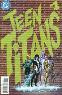 Teen Titans v.2 1
