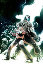 Bane and Alfred escape Arkham