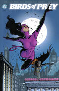 Birds of Prey Batgirl Catwoman Vol 1 1