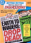 Daily Planet Invasion Special 1