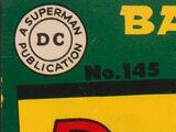 Detective Comics Vol 1 145