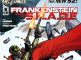 Frankenstein, Agent of S.H.A.D.E. Vol 1 6