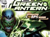 Green Lantern Vol 4 22