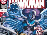 Hawkman Vol 5 20