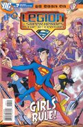 Legion of Super-Heroes in the 31st Century Vol 1 7