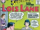 Superman's Girl Friend, Lois Lane Vol 1 6