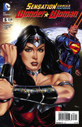 Sensation Comics Featuring Wonder Woman Vol 1 5