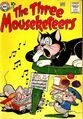 The Three Mouseketeers Vol 1 22