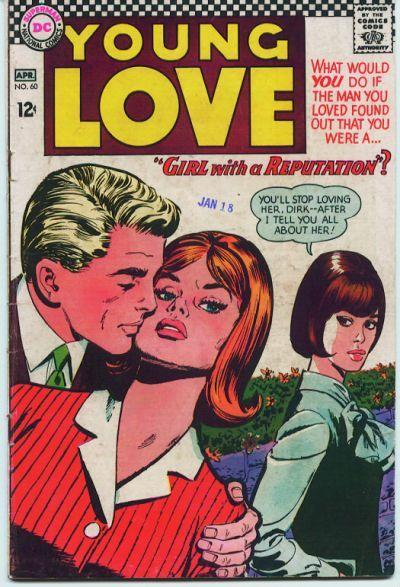 I Love Dc Comics : Young love vol dc database fandom powered by wikia