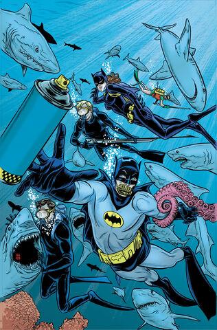 File:Batman '66 Meets the Man from U.N.C.L.E. Vol 1 5 Textless.jpg