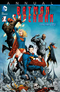 Batman Superman Annual Vol 1 1
