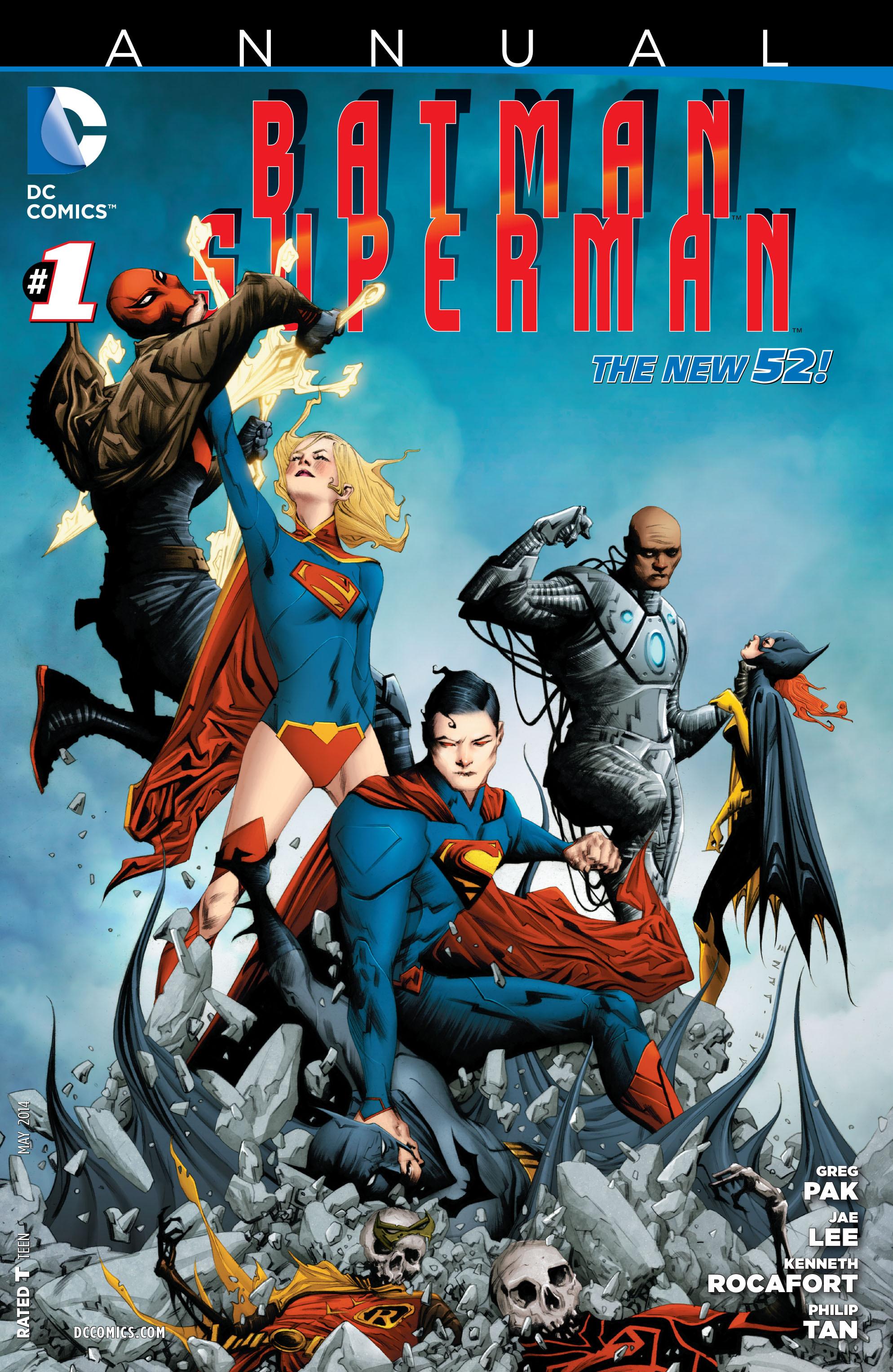 batman superman annual vol 1 1 dc database fandom powered by wikia