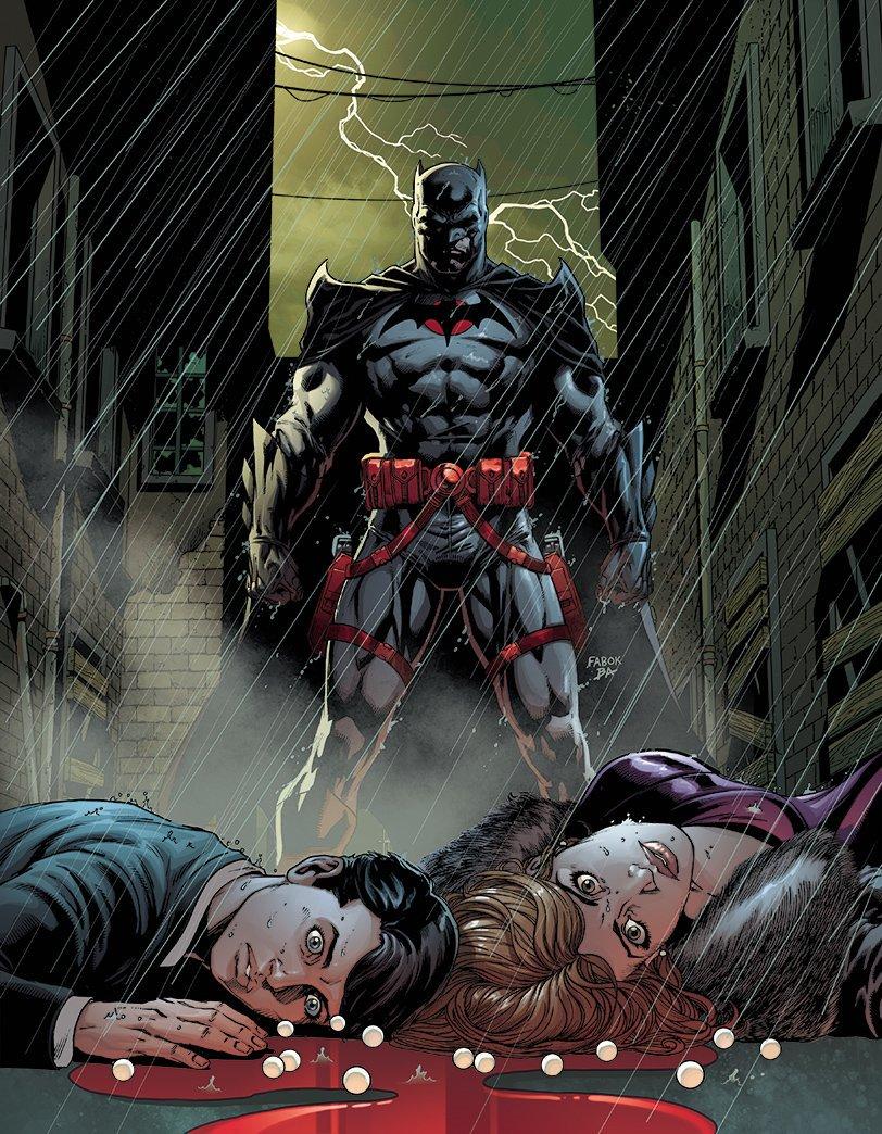 Thomas Wayne (Flashpoint Timeline) | DC Database | FANDOM
