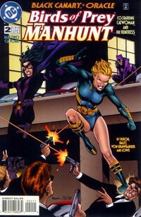 Birds of Prey Manhunt 2