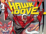 Hawk and Dove Vol 5 1