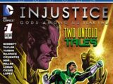 Injustice: Gods Among Us: Year Two Annual Vol 1 1