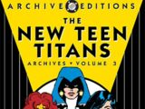 New Teen Titans Archives Vol 3 (Collected)