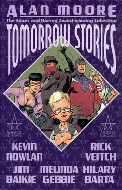 Cover for the Tomorrow Stories: Book One Trade Paperback