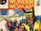 Wonder Woman Vol 1 316