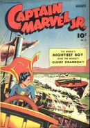 Captain Marvel, Jr. Vol 1 22