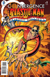 Convergence Plastic Man and the Freedom Fighters Vol 1 1