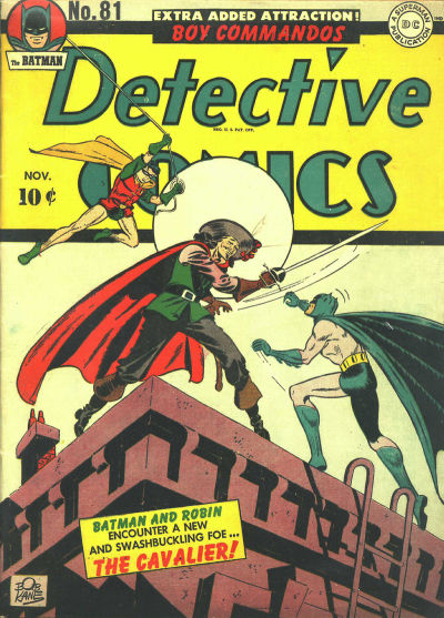 Image result for detective comics 81