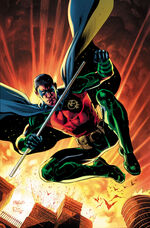 Tim Drake, Red Robin, Robin, New 52