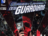 Green Lantern: New Guardians Vol 1 38