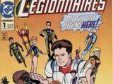 Legionnaires Vol 1 1
