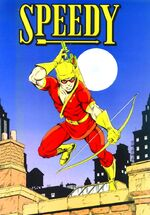 Roy Harper as Speedy