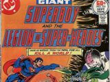 Superboy and the Legion of Super-Heroes Vol 1 231