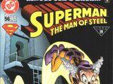 Superman: The Man of Steel Vol 1 56