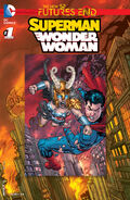 Superman Wonder Woman Futures End Vol 1 1