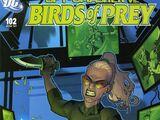 Birds of Prey Vol 1 102
