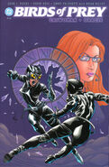 Birds of Prey Catwoman Oracle Vol 1 1