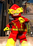 Johnny Quick (Lego Batman) 001