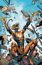 Larfleeze Vol 1 8 Textless