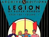 Legion of Super-Heroes Archives Vol. 1 (Collected)