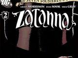 Seven Soldiers: Zatanna Vol 1 2