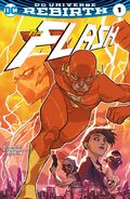 The Flash Vol 5 1