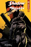 The Shadow Batman Vol 1 1