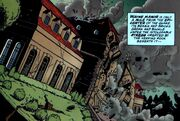 Wayne Manor Cataclysm